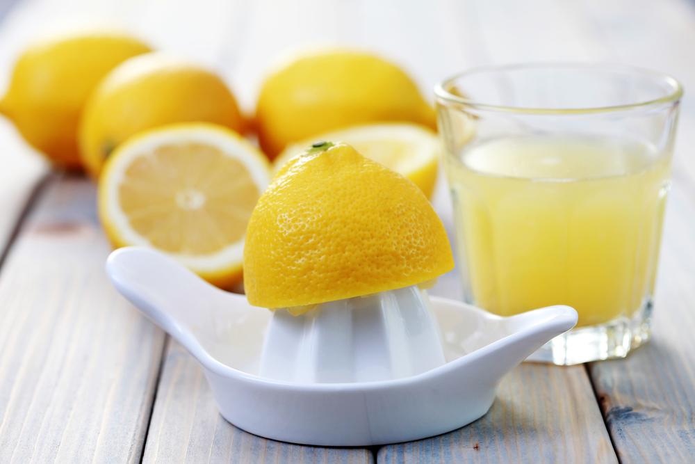 lemon juice stretch marks
