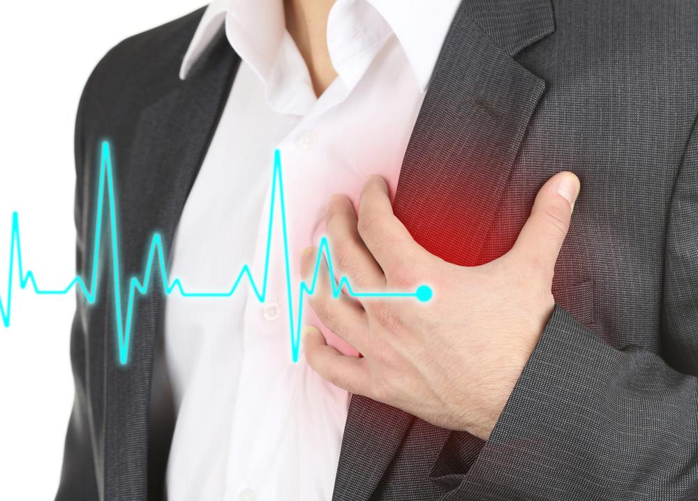 potassium deficiency heartbeat
