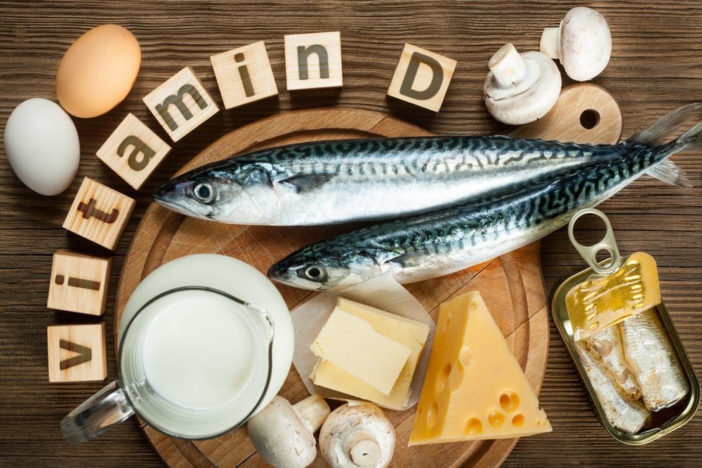 vitamin d sources COPD