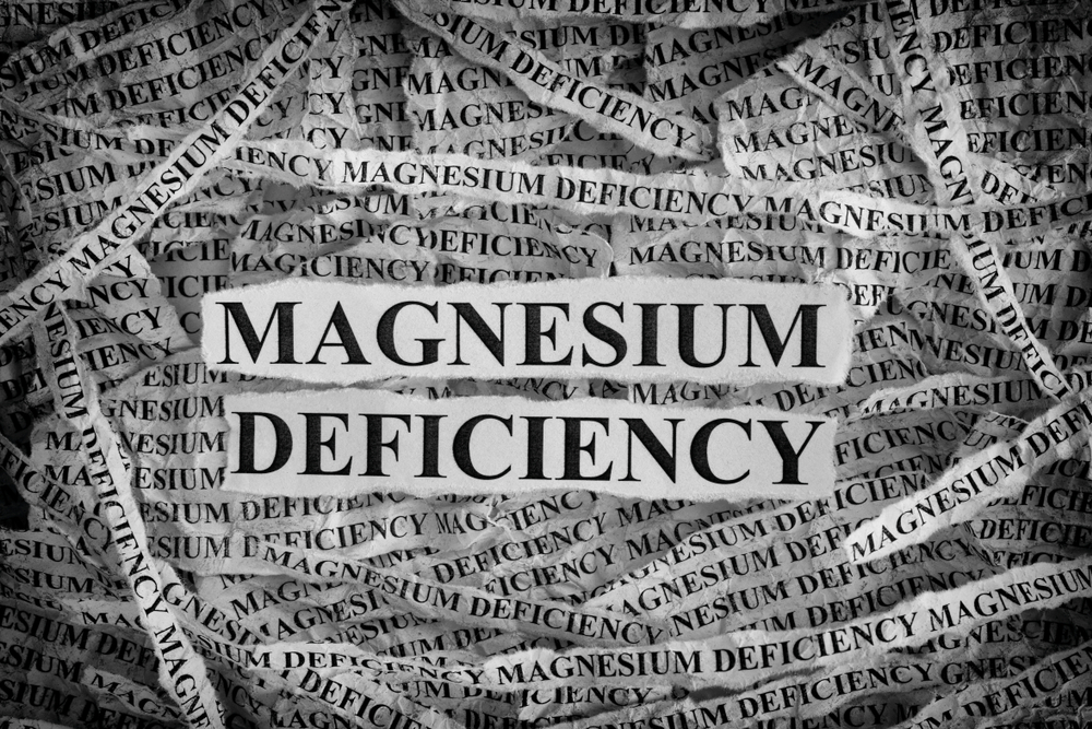 10 Symptoms of Magnesium Deficiency