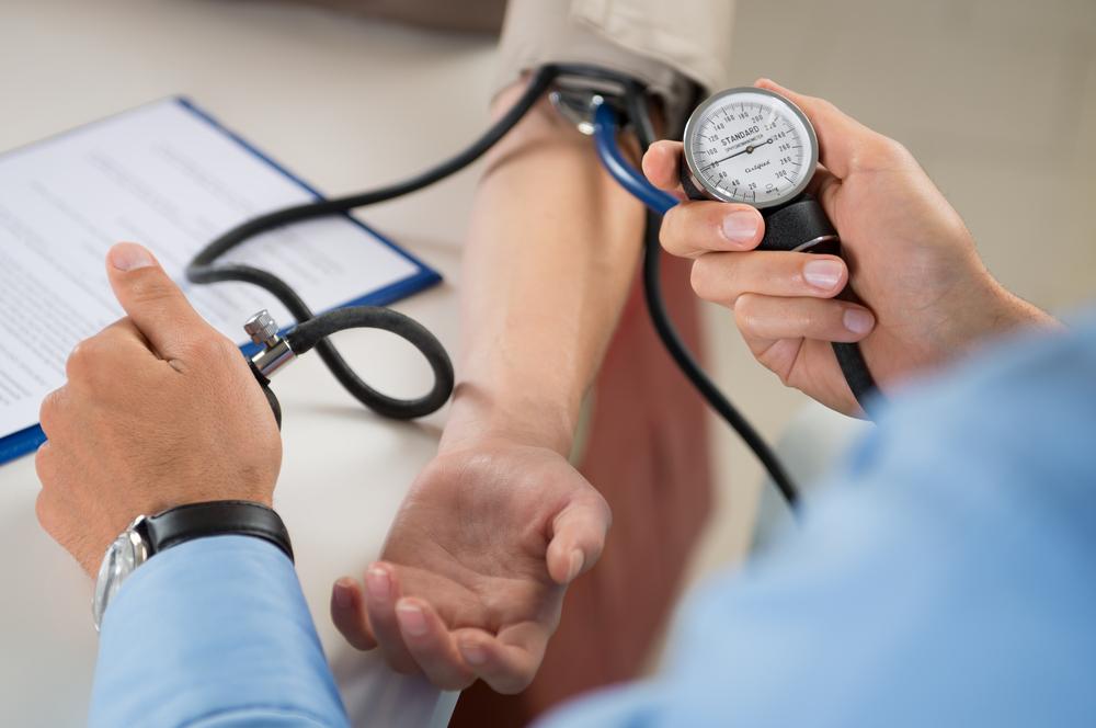 blood pressure potassium deficiency