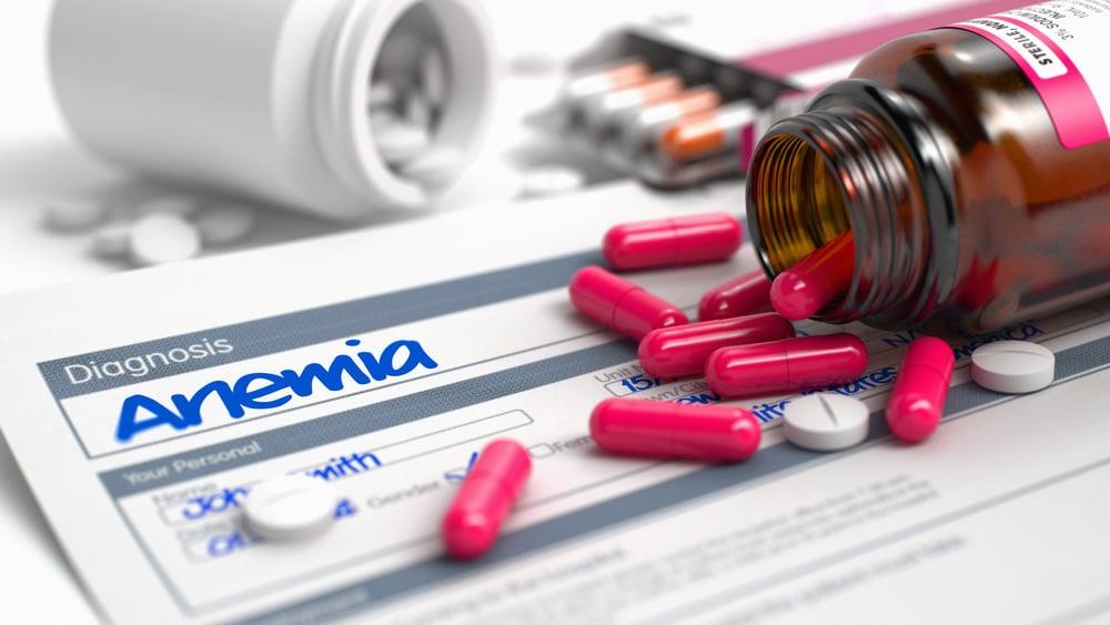 10 Symptoms of Anemia