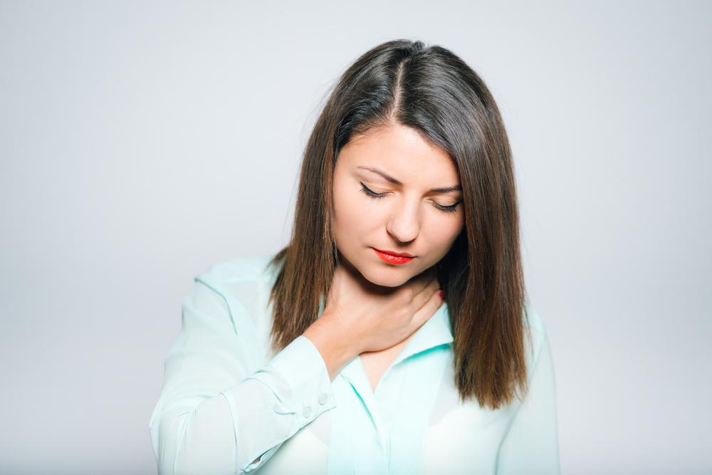 sickness sore throat