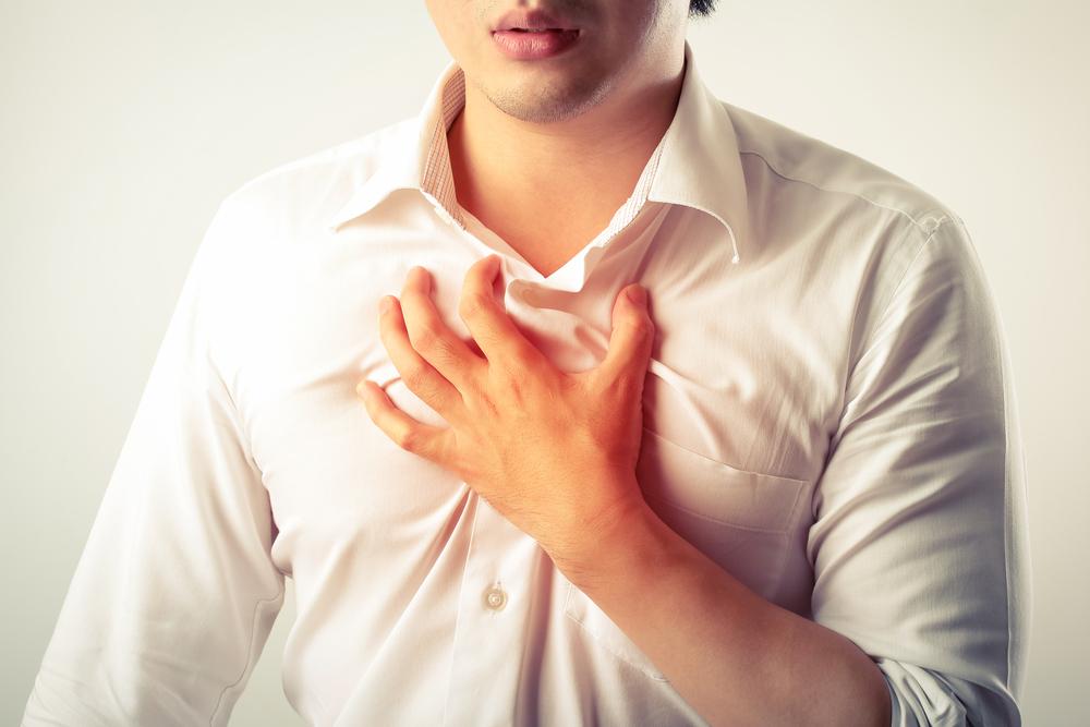 heartburn abdominal pain