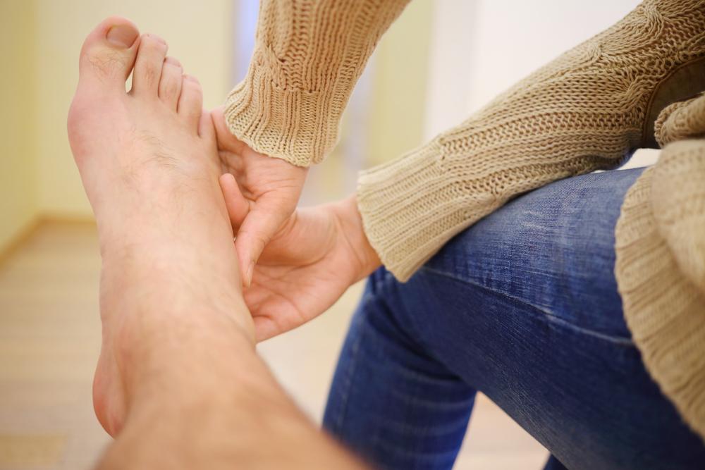 swelling rheumatoid arthritis