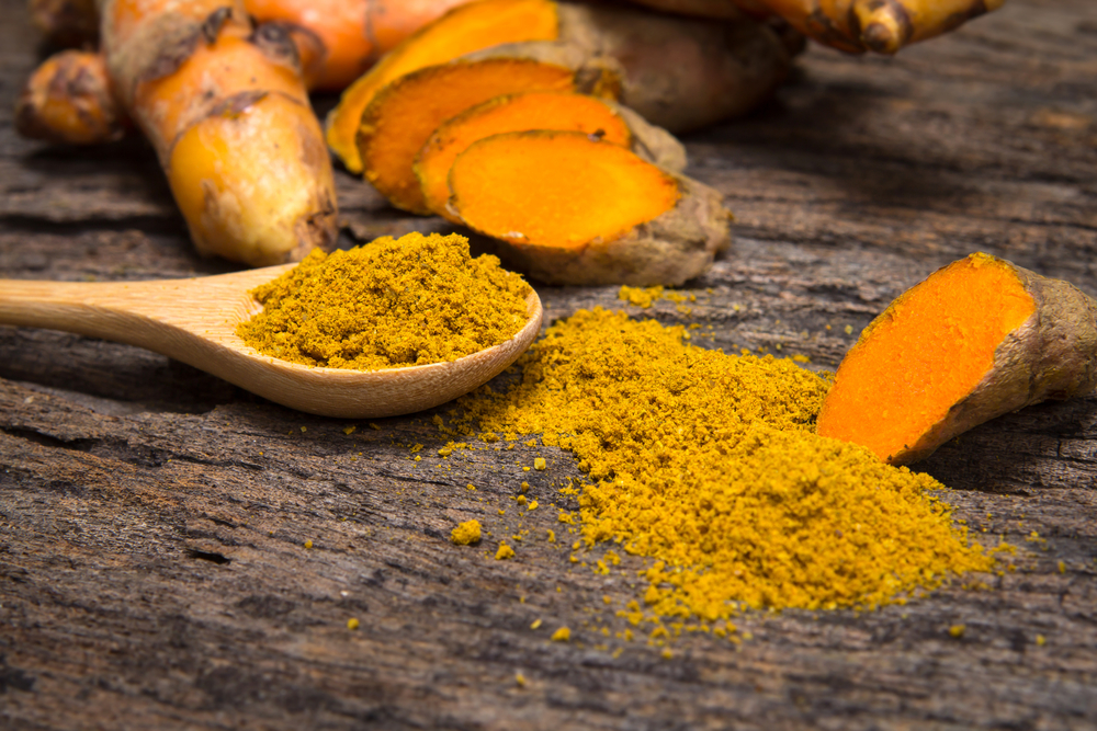 curcumin lung cancer