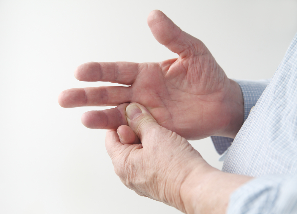 fingers and toes ankylosing spondylitis
