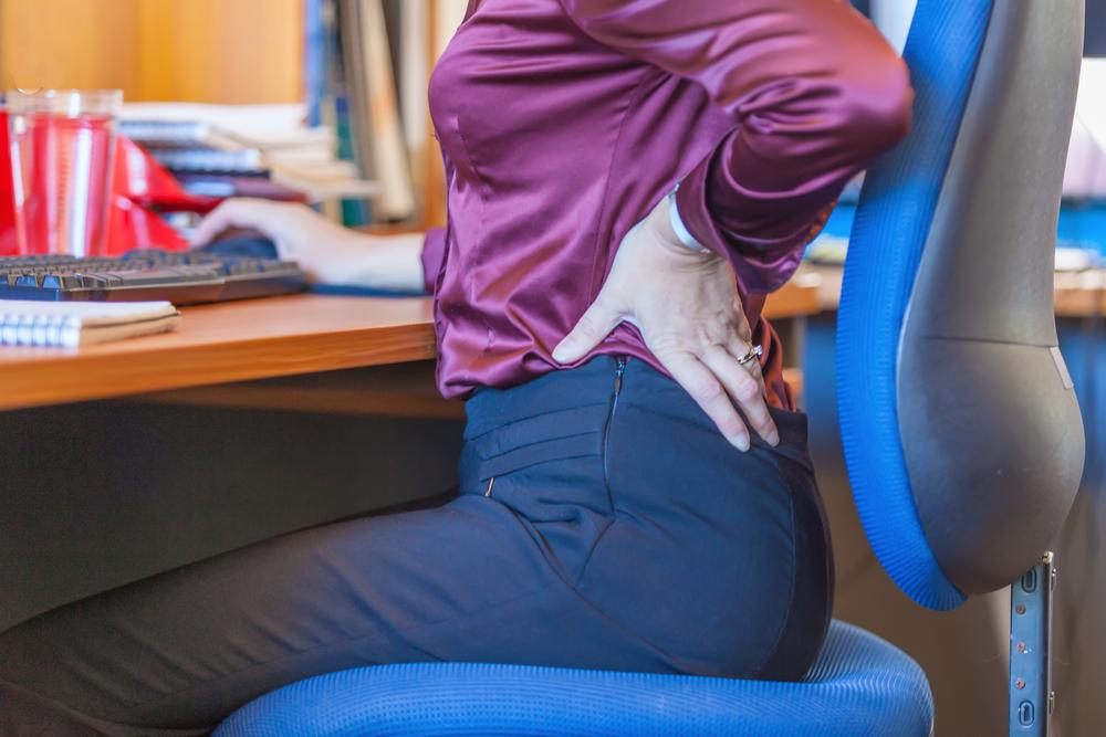 sitting ankylosing spondylitis