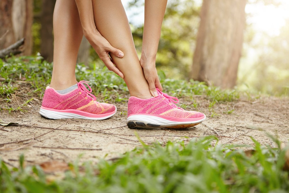 sprain Joint pain