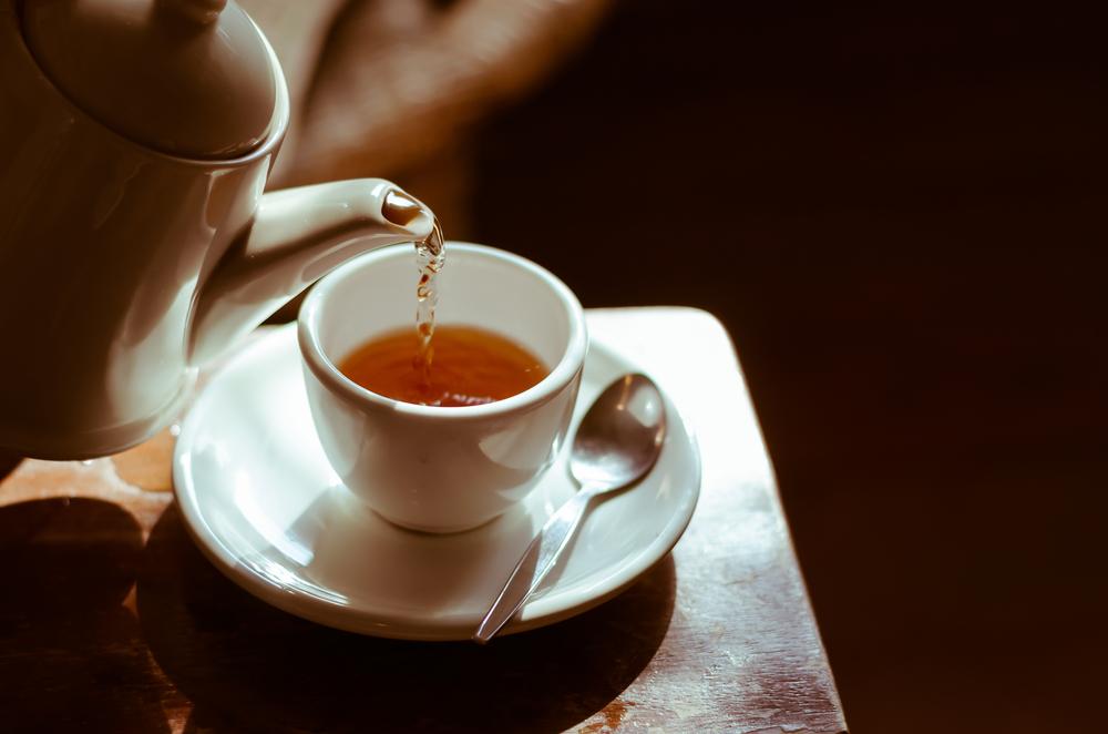 anxiety tea
