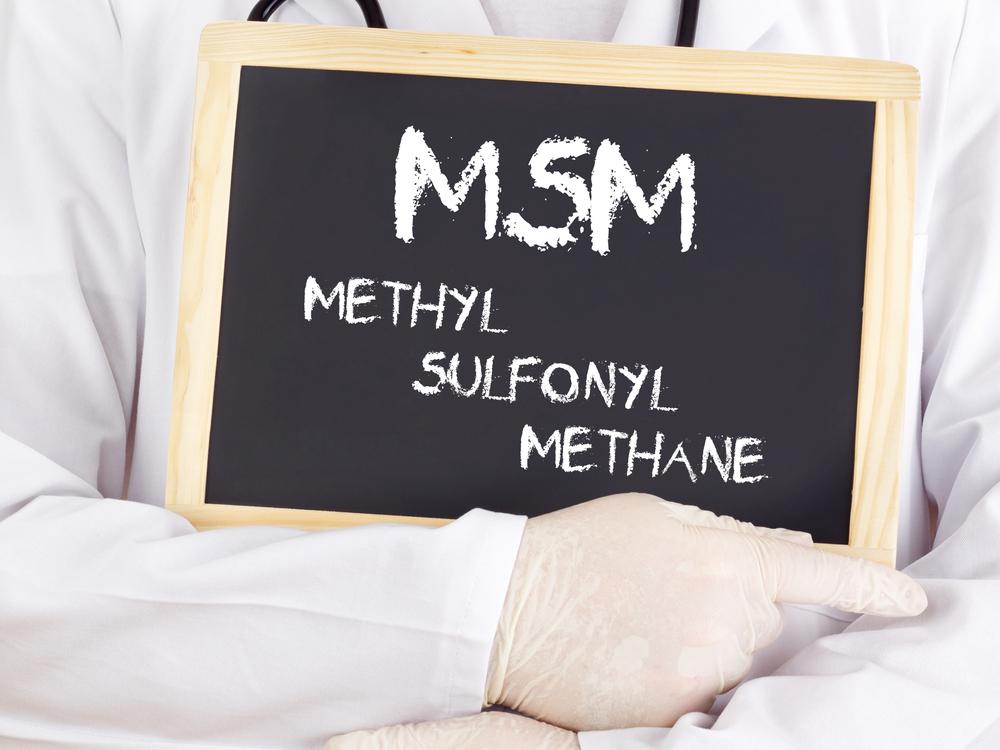 MSM inflammation