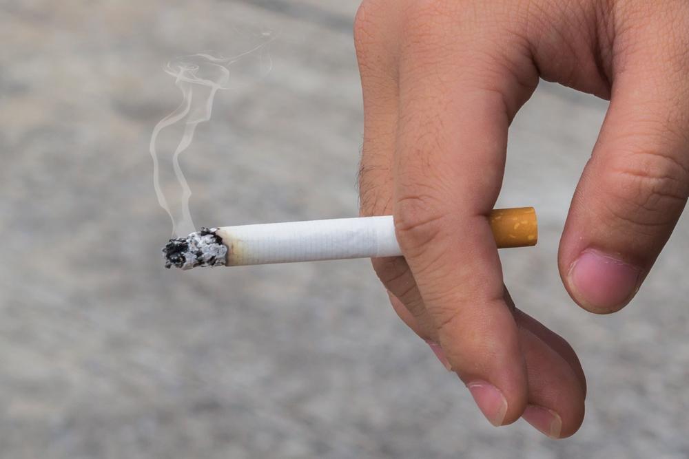 cigarette COPD