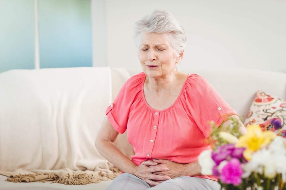 aging process ovarian cancer
