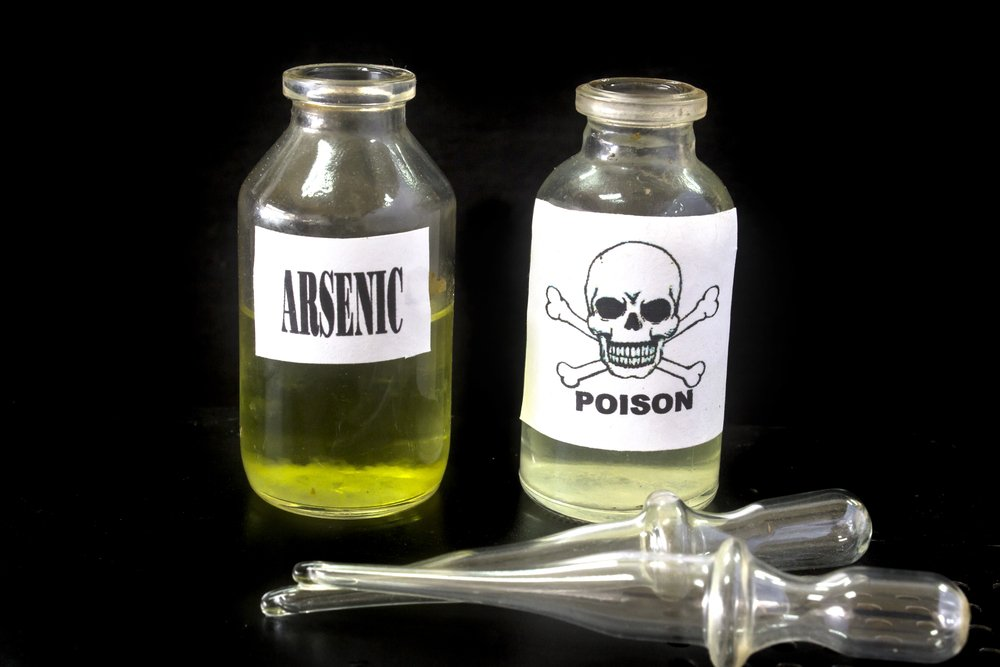 arsenic lung cancer