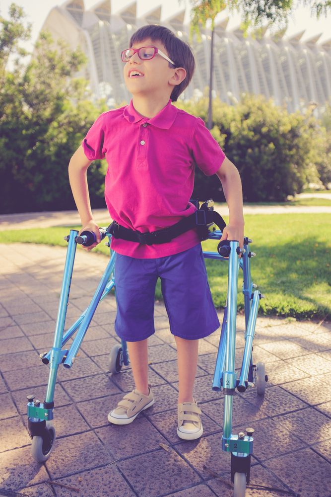 balance and cerebral palsy