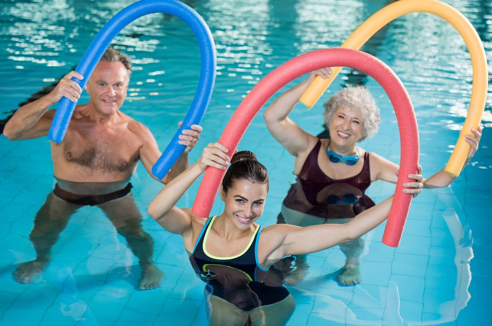 water osteoarthritis