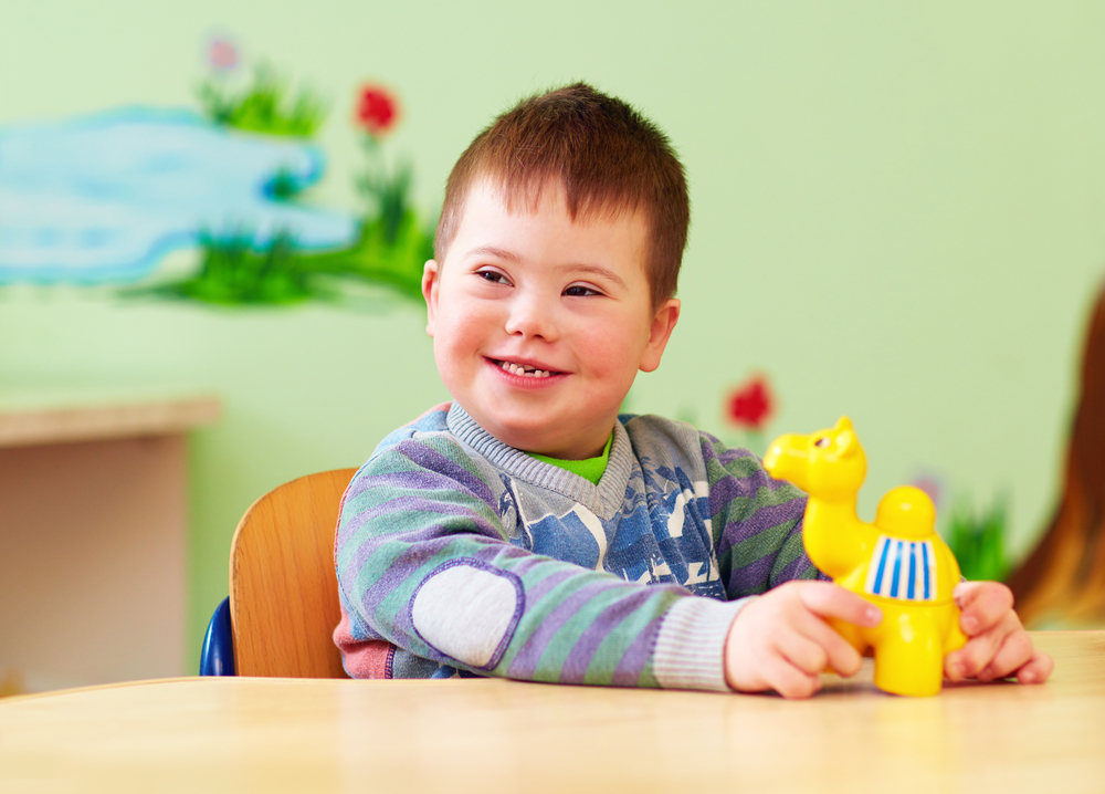 muscle symptoms of down syndrome