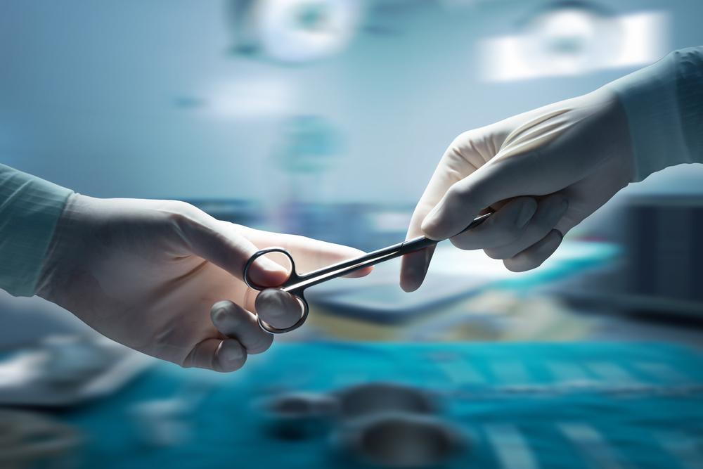 surgery hip pain