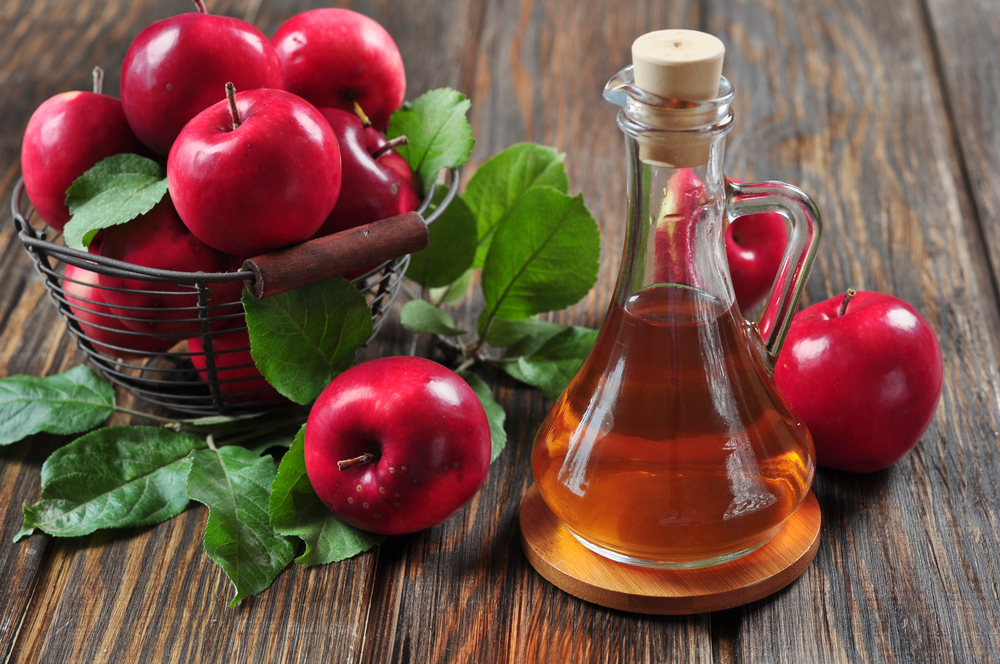 can you use vinegar remedies for tonsillitis