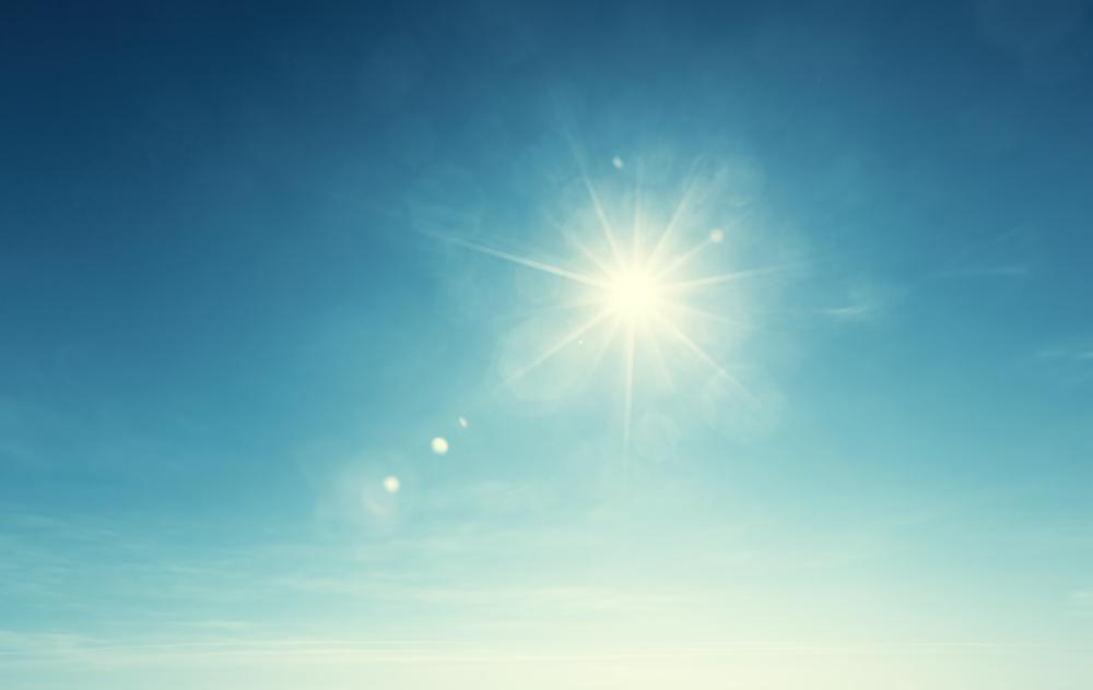 sunshine dandruff