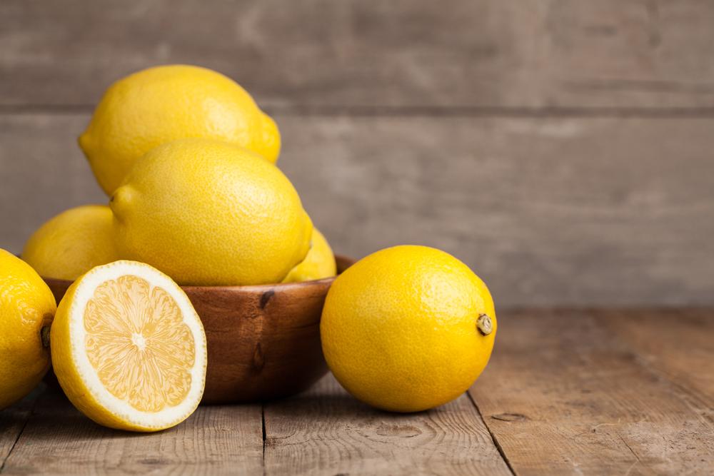 lemon bad breath