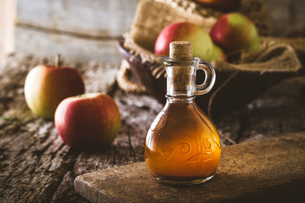 ACV home remedies for thrush