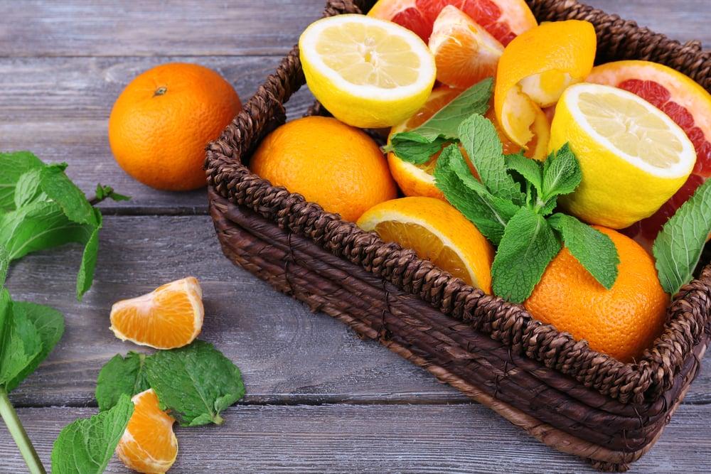 citrus fruits for acid reflux