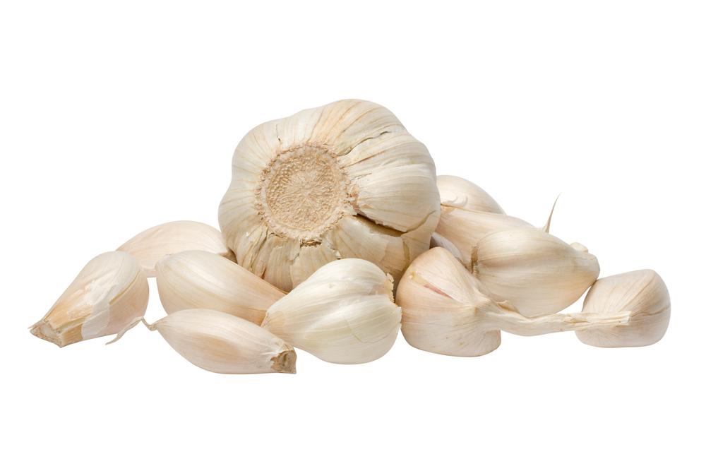 garlic pinworms