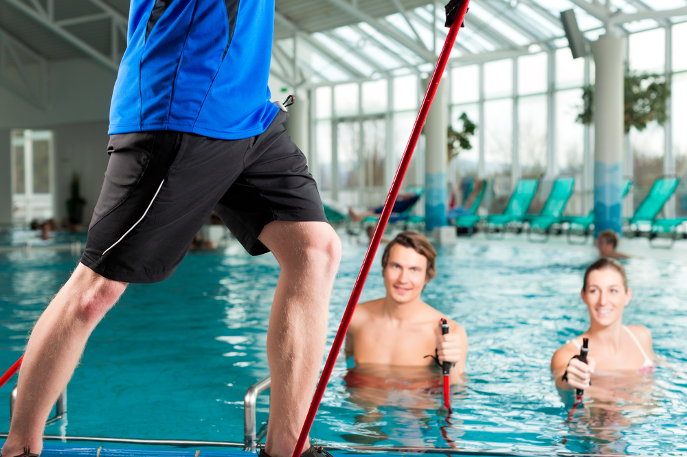 water workout exercises for arthritis