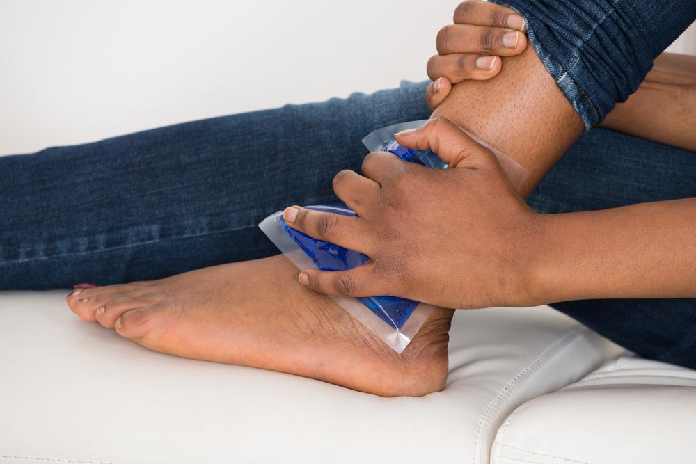 NSAIDs Ankle Sprain