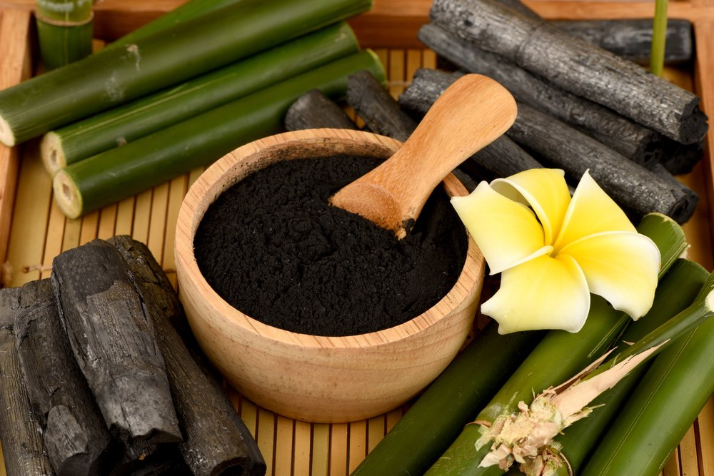 home remedies for gas pains charcoal
