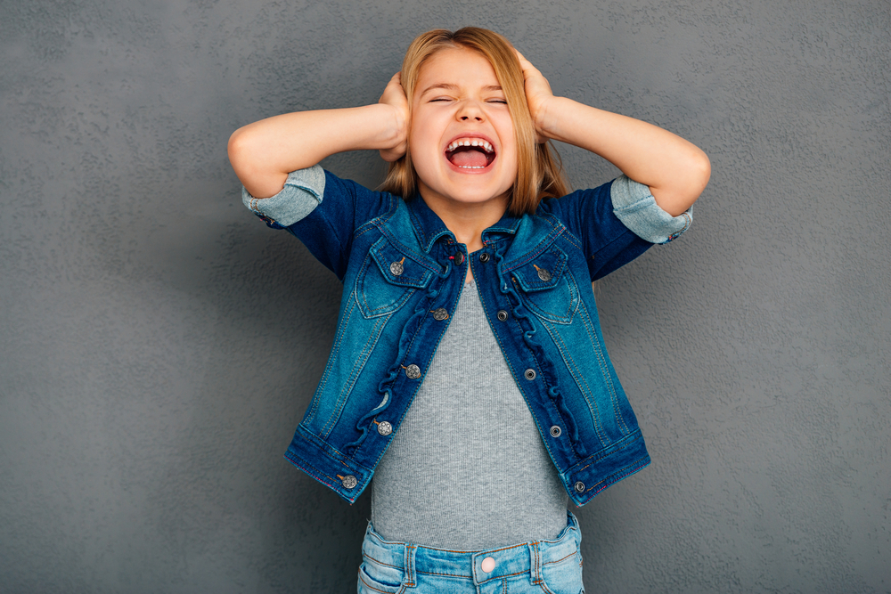 children with Attention Deficit Disorder