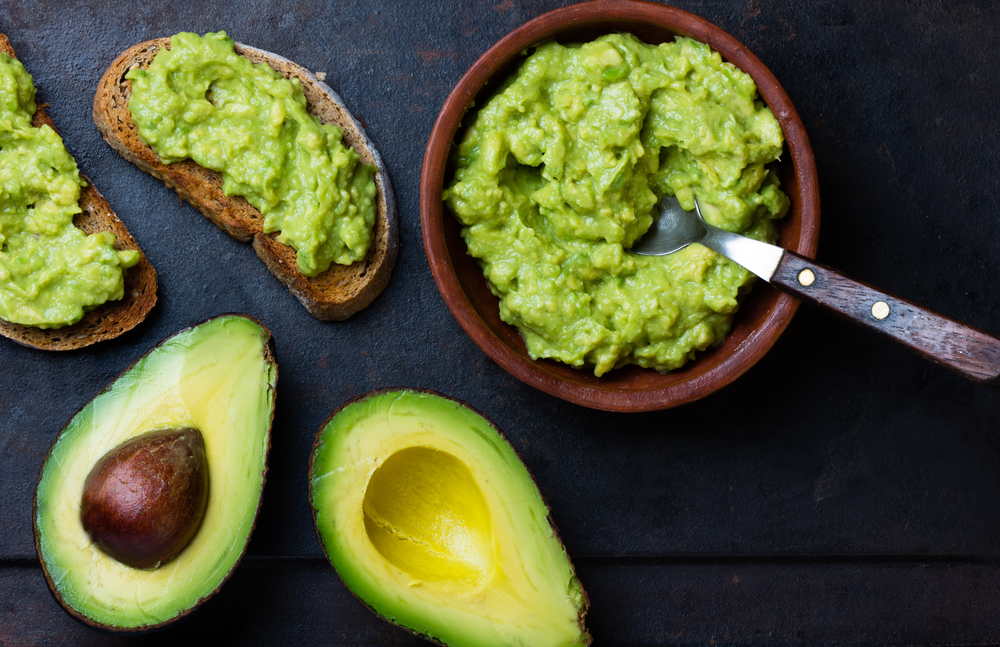 avocado foods to improve pregnancy