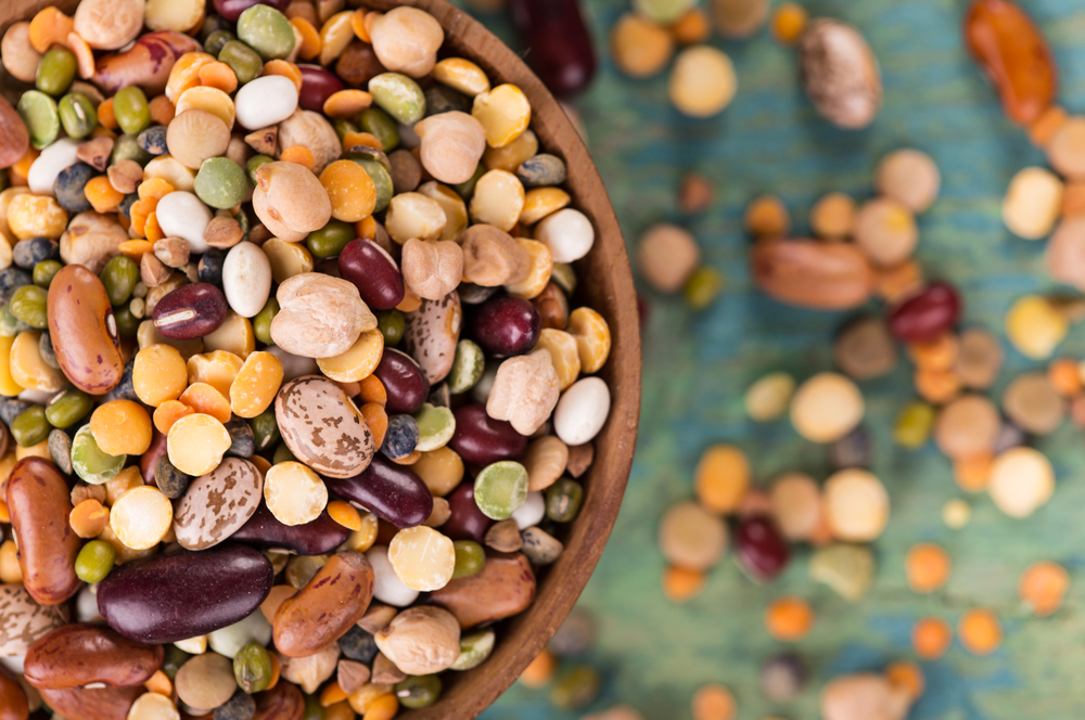 legumes foods to improve pregnancy