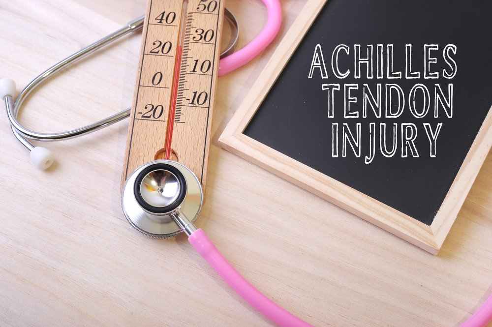 sensitive achilles tendon injury