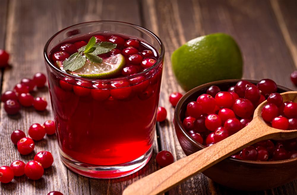 gingivitis cranberry