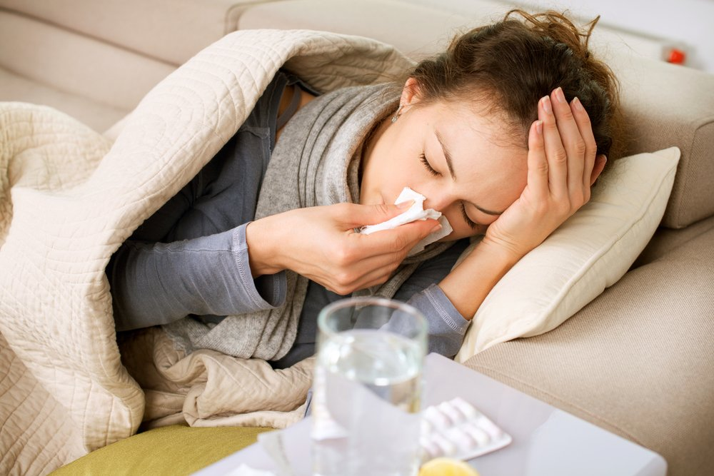 viral infection symptoms