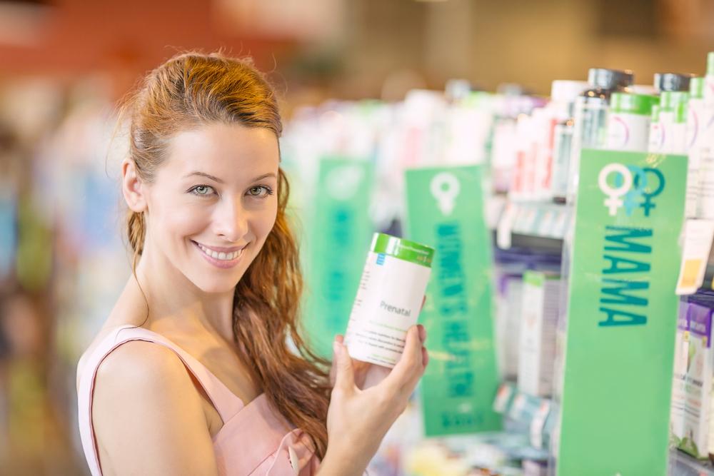 prenatal vitamins pregnant