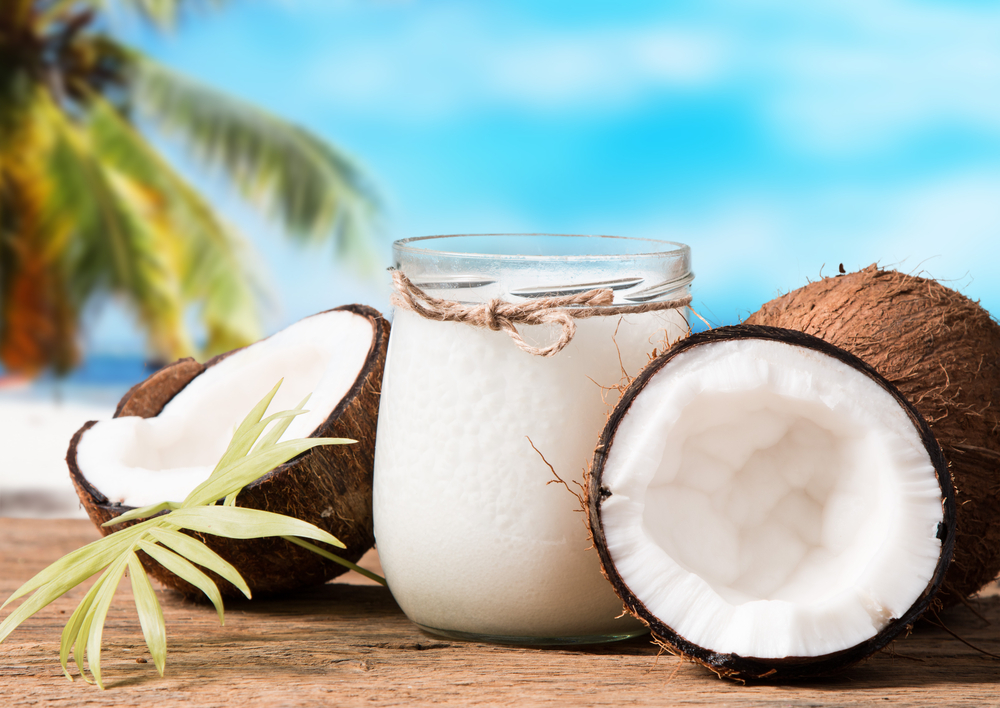 кокосовое масло красивая картинка собор поражает