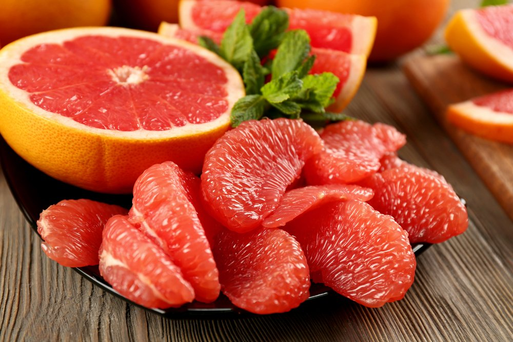 grapefruit Superfruits