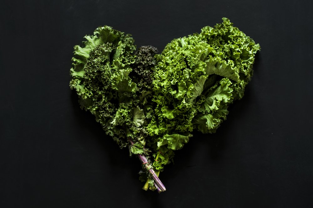 heart attacks Kale