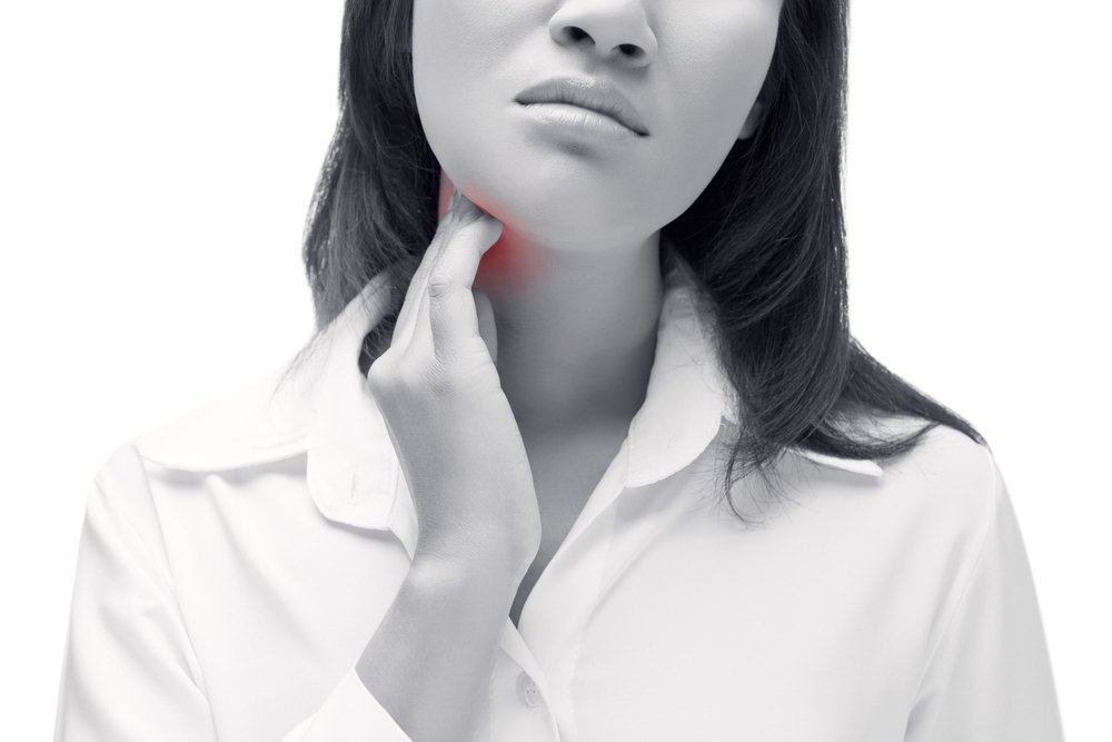 lymph bacterial infection