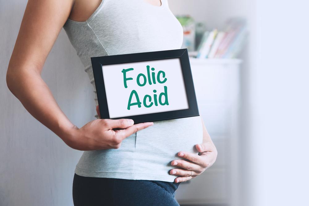 pregnant folic acid