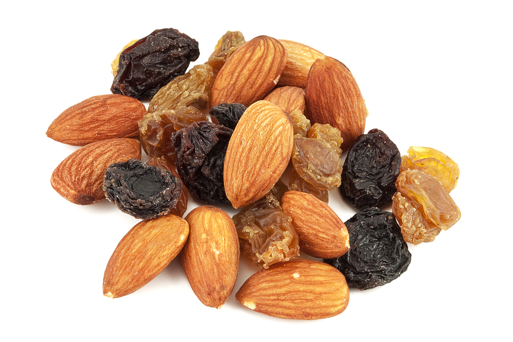 almond healthy snacks for adults