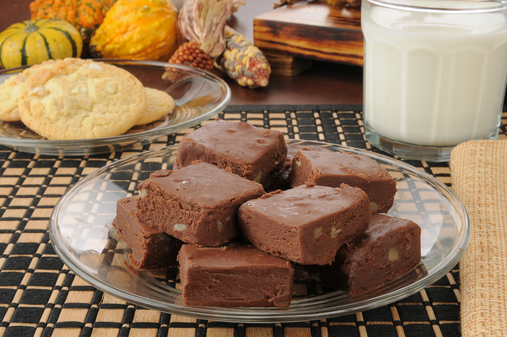 healthy raw fudge