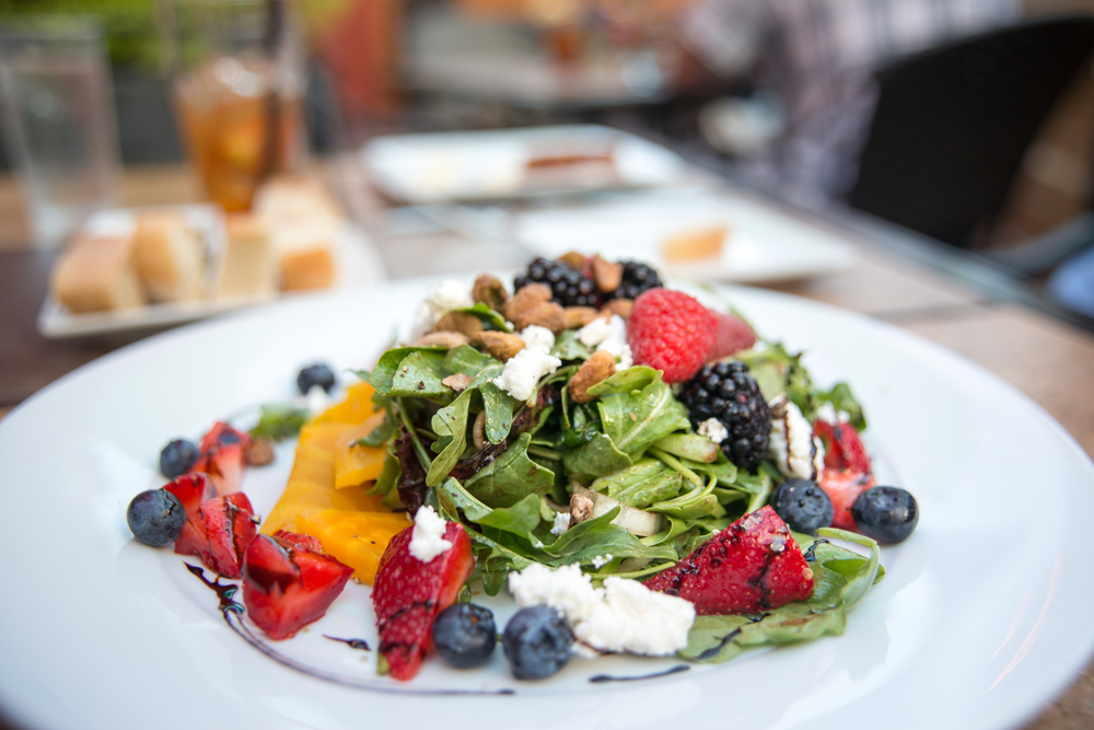 salads lunch