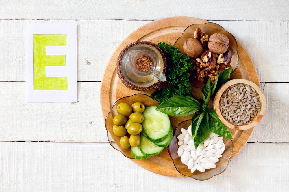 vitamin E fats