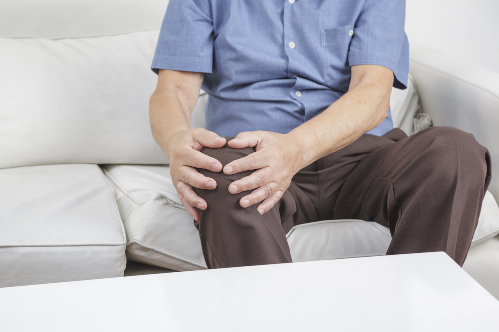 joint pain blastomycosis