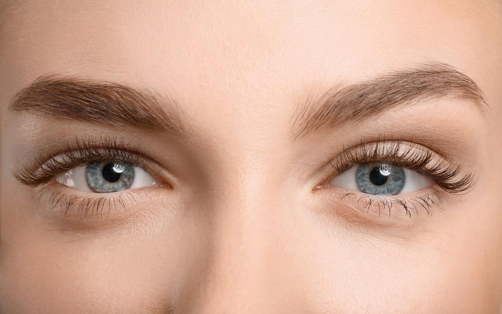 eye appearance