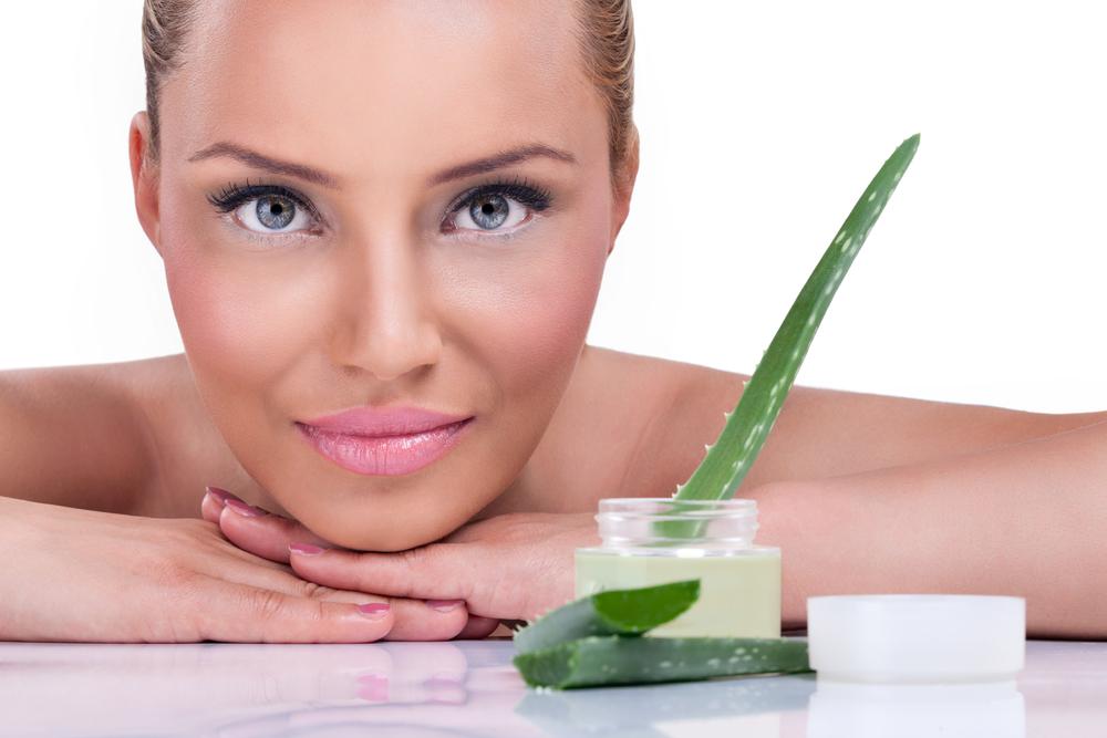 Aloe Vera skincare